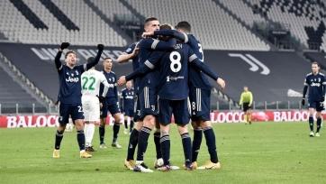 «Ювентус» – «Сассуоло» – 3:1. Обзор матча и видео голов