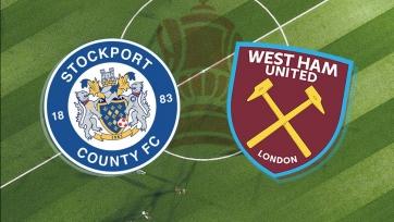 «Стокпорт Каунти» – «Вест Хэм». 11.01.2021. Где смотреть онлайн трансляцию матча
