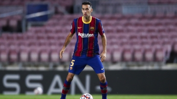 Бускетс: «Барселона» заиграла увереннее»