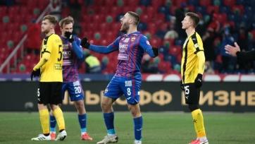 ЦСКА проведет спарринг со сборной свободных агентов Испании