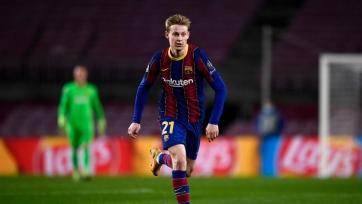 Де Йонг: «Барселона» действительно прибавила по сравнению с началом сезона»
