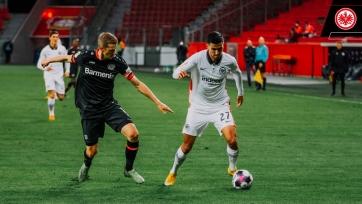 «Байер» обыграл «Айнтрахт» в Кубке Германии