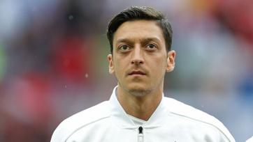 Озил: «Не жалею, что играл за Германию