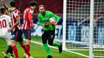 «Атлетико» и «ПСЖ» - лидеры в топ-5 еврочемпионатов по «сухим» матчам