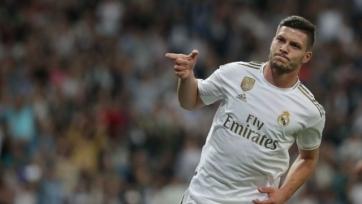 Стали известны нюансы возвращения Йовича в «Айнтрахт» из «Реала»