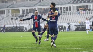 «ПСЖ» – обладатель Суперкубка Франции