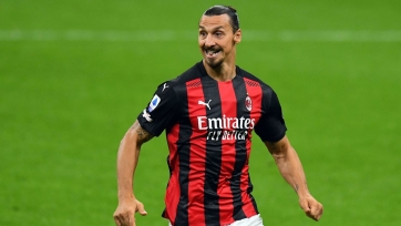 Ибрагимович высказался о будущем в «Милане»