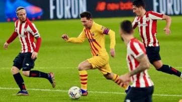 «Барселона» - «Атлетик». 17.01.2021. Анонс и прогноз на матч Суперкубка Испании