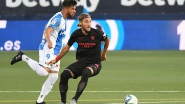 «Севилья» выбила «Леганес» из Кубка Испании