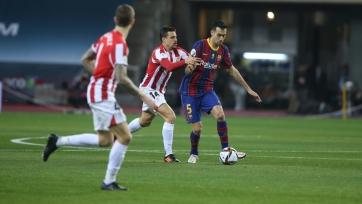 «Барселона» – «Атлетик» – 2:3. Текстовая трансляция матча