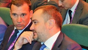 Стало известно расписание спаррингов сборной Украины перед Евро-2020