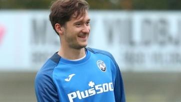 Миранчук впервые попал в стартовый состав «Аталанты» на матч Серии А