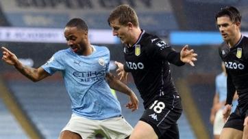 «Манчестер Сити» в отложенном матче обыграл «Астон Виллу» и возглавил таблицу АПЛ