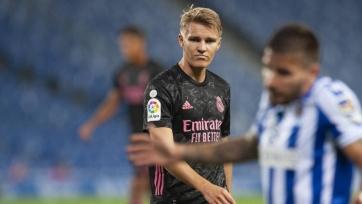 Эдегор может вернуться в «Реал Сосьедад»