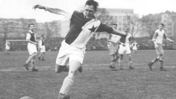 В Чехии вернули рекорд по голам соотечественнику Бицану, лишив титула Роналду