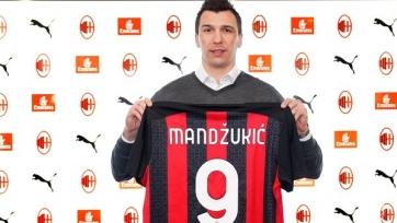 Манджукич: «Скудетто для «Милана» - серьезное достижение»