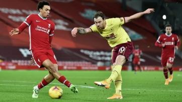 «Ливерпуль» прервал почти 4-летнюю домашнюю серию без поражений