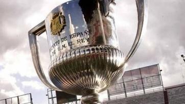 Состоялась жеребьевка 1/8-й Кубка Испании