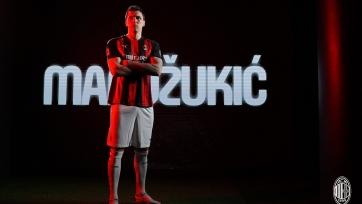 Манджукич готов дебютировать за «Милан»
