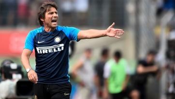 Конте: «Интеру» надо лучше делать свое дело, а не смотреть на поражения «Милана»