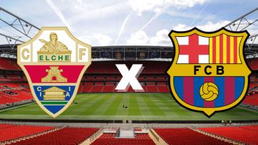 «Эльче» – «Барселона». 24.01.2021. Где смотреть онлайн трансляцию матча