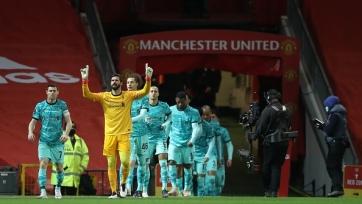 «Манчестер Юнайтед» – «Ливерпуль» – 3:2. Текстовая трансляция матча