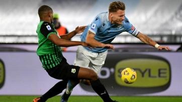 «Лацио» - «Сассуоло» - 2:1. Обзор матча и видео голов
