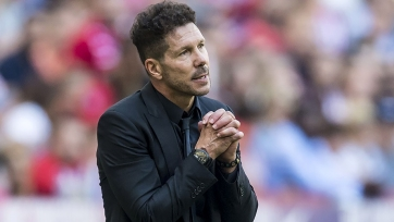 Симеоне: «Атлетико» думает только о следующем сопернике»
