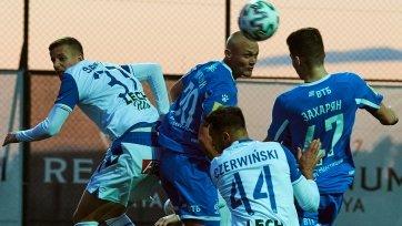 «Динамо» определилось с соперниками по второму сбору