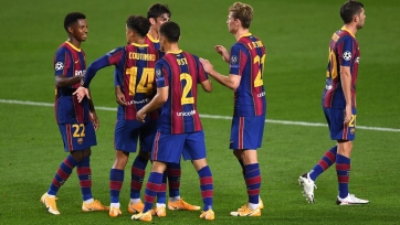 «Барселона» не платит зарплату футболистам