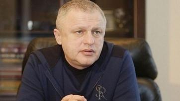 Суркис: «Мечтаю, чтобы в Украине был мир»