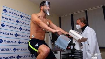 Центрбек «Милана» Мусаккио прошел медосмотр для перехода в «Лацио»