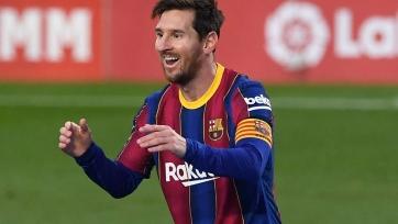 Месси стал автором клубного рекорда в Кубке Испании