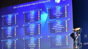 Состоялась жеребьевка отборочного турнира молодежного Евро-2023