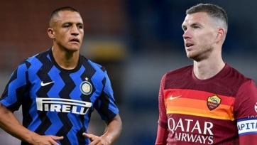 «Рома» и «Интер» не смогли договориться об обмене Джеко на Санчеса