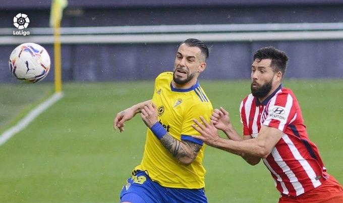 «Кадис» - «Атлетико» - 2:4. Обзор матча и видео голов