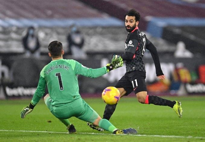 «Вест Хэм» - «Ливерпуль» - 1:3. Обор матча и видео голов