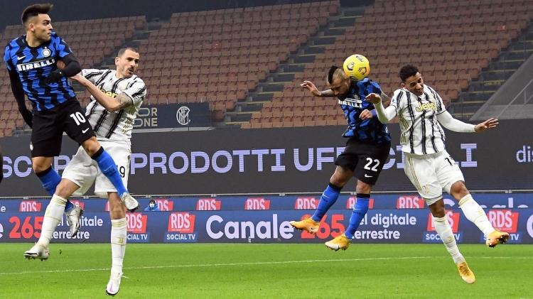 «Ювентус» – «Интер» – 0:0. Обзор матча