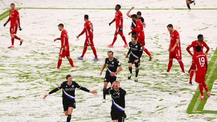 «Бавария» – «Арминия» – 3:3. Обзор матча и видео голов