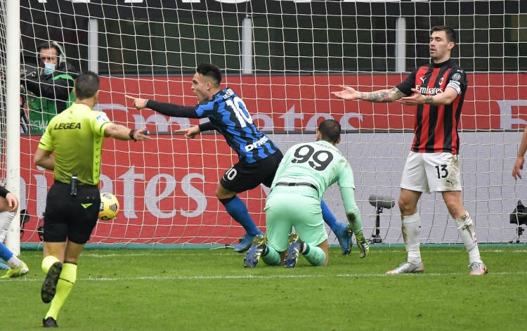 «Милан» – «Интер» – 0:3. Обзор матча и видео голов