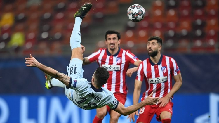 «Атлетико» – «Челси» – 0:1. Обзор матча и видео гола