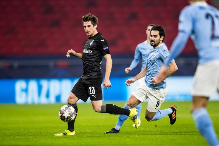 «Боруссия» М – «Манчестер Сити» - 0:2. Обзор матча и видео голов