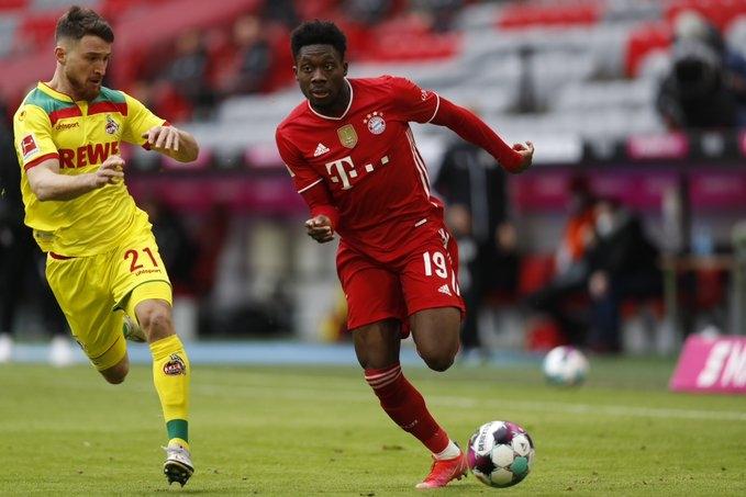 «Бавария» - «Кельн» - 5:1. Обзор матча и видео голов