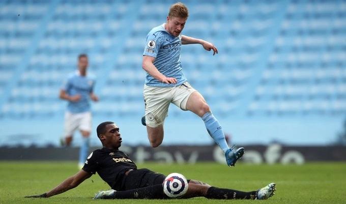 «Манчестер Сити» - «Вест Хэм» - 2:1. Обзор матча и видео голов