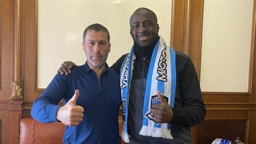 Донецкий «Олимпик» подписал Яя Туре