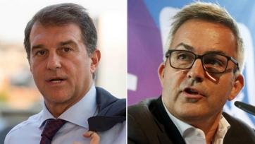 Кандидат в президенты «Барселоны» Фонт раскритиковал своего оппонента Лапорту