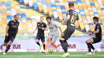 УПЛ: «Александрия» обыграла «Мариуполь», «Колос» и «Шахтер» разошлись без забитых мячей