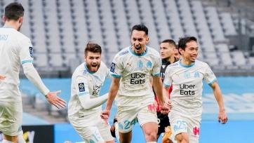 «Марсель» обыграл «Ниццу» в перенесенном поединке Лиги 1