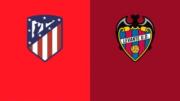 «Атлетико» – «Леванте». 20.02.2021. Где смотреть онлайн трансляцию матча