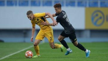 «Днепр-1» обыграл «Олимпик» в матче УПЛ